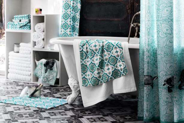 Collection HM Home salle de bain