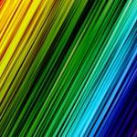 Roue des couleurs mélange accord en déco.