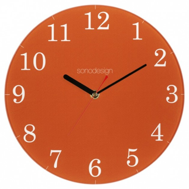 Horloge Sonodesign