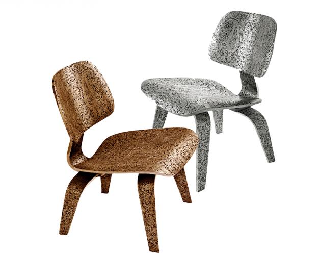 LCW Chair by Paolo Giordano, éditée à 7 exemplaires, estimée entre 10000€ et 15000€