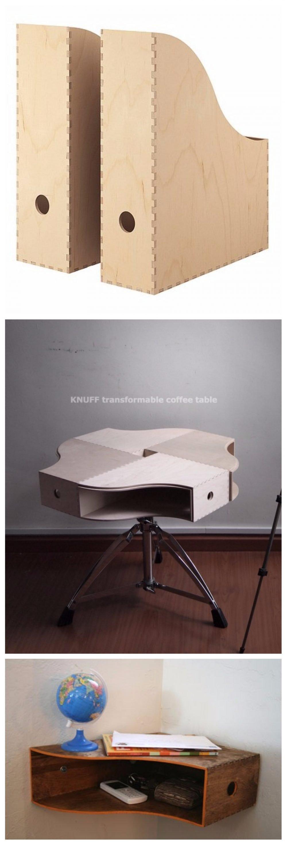 relooker transformer un meuble IKEA facilement table basse ikea diy range revues dossier