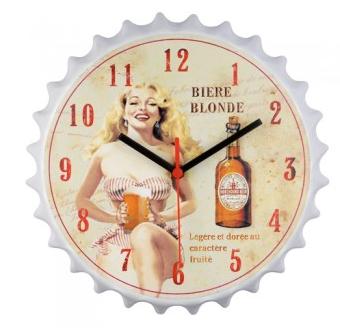 Horloge Murale La Chaise Longue