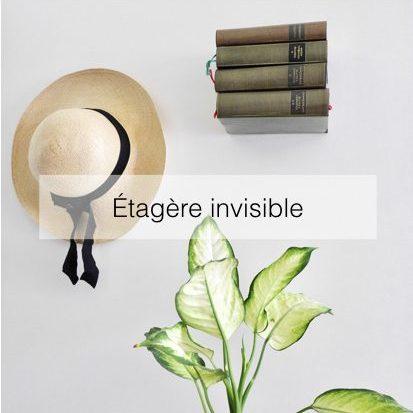 tutoriel diy magique etagere invisible