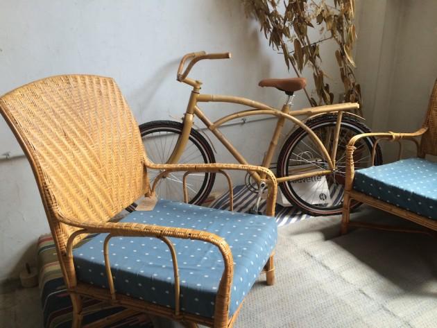 Habitat Vintage 1964 - Fauteuil, chaise, table
