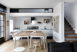 Whiting Architects. paraître plus grand
