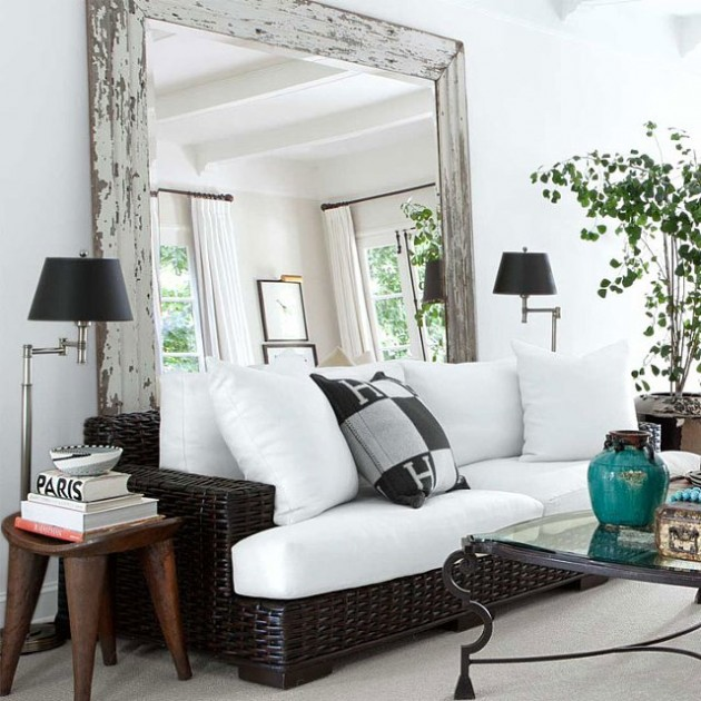 How to Make a Small Room Look Bigger With Mirrors