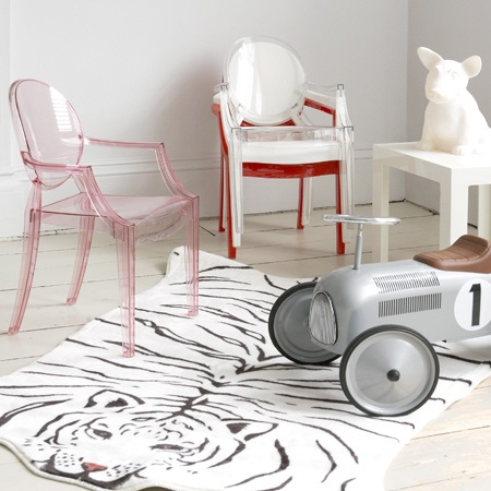 Loulou Ghost P. Stack kartell pour enfant