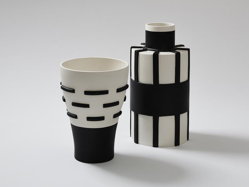 Olivier Gagnère ceramiques. Paris Design week 2014.