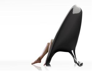 Chaise baignoire - Seatub by Baek Ki Kim