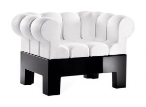 Fauteuil Modi by Moredesign
