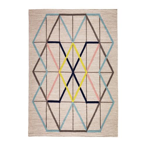 Tapis multicolore - 129 €
