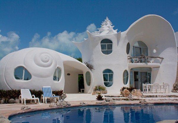 Airbnb insolite mexique