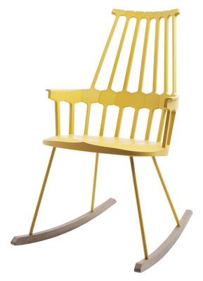 Rocking Chair Comback by P. Urquiola - 494€