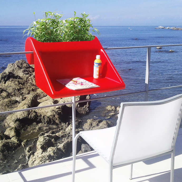 BalKonzept la table de balcon magazine