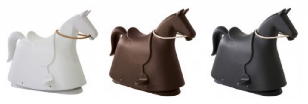 Cheval à bascule Rocky by Magis - 672€.