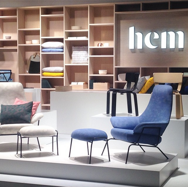 hem mobilier design en ligne 30 septembre save the date clem around the corner On mobilier design en ligne