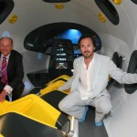 Marc Newson Navette Spaciale EADS