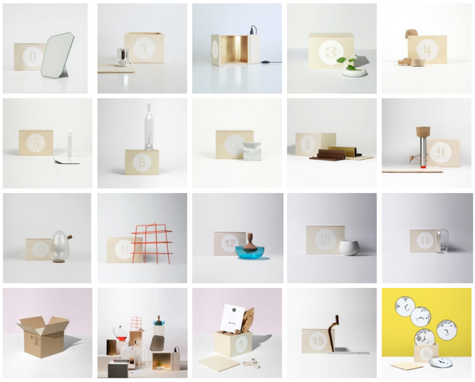 abonnement designer box collection boite abonnement fan de déco idée cadeau pendaison emménagement jeune couple