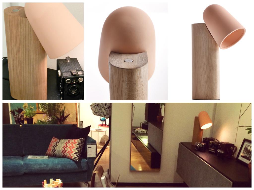 Lampe a poser SNED BoConcept 2014-2015