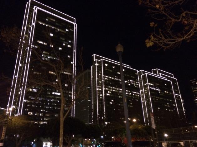 Noel à San Francisco maison victoriennes