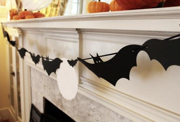 DIY pour Halloween guirlande