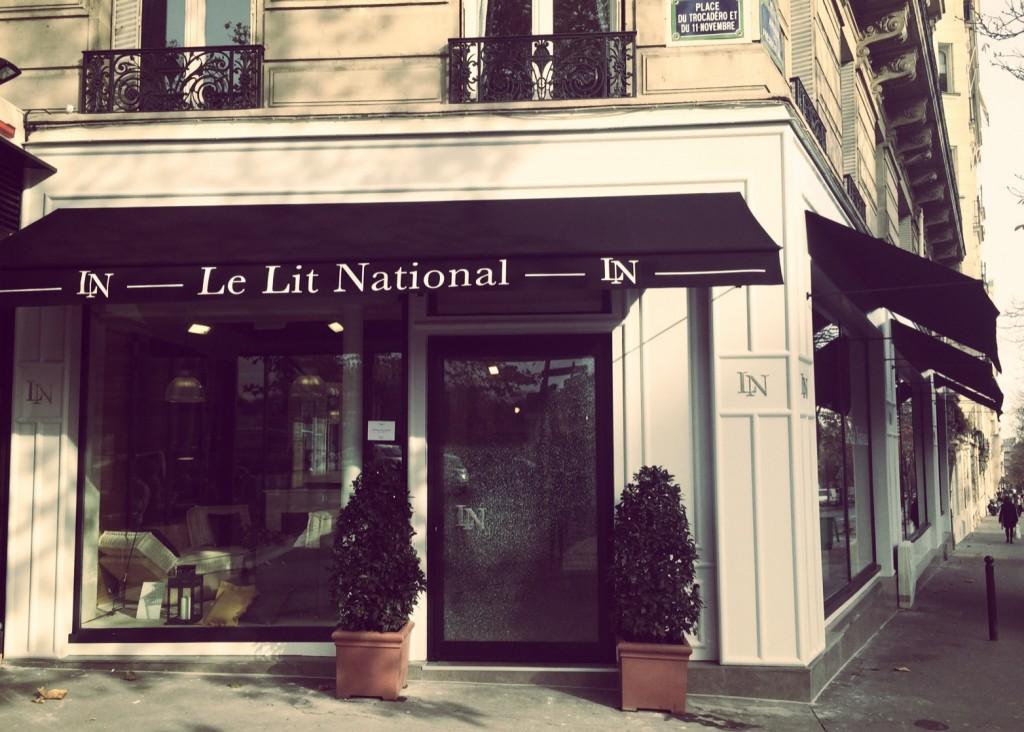 Le lit nation place du trocadero 11 novembre