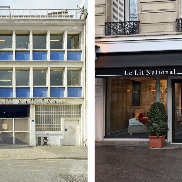 le lit national paris matelas made in France - blog déco - clem around the corner