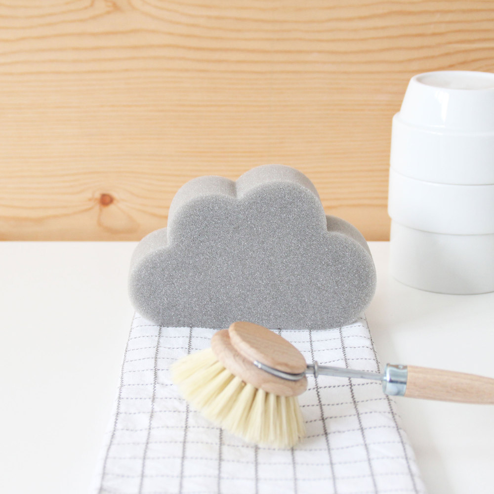 Éponge Raincloud by Snug.Studio - 8,90€