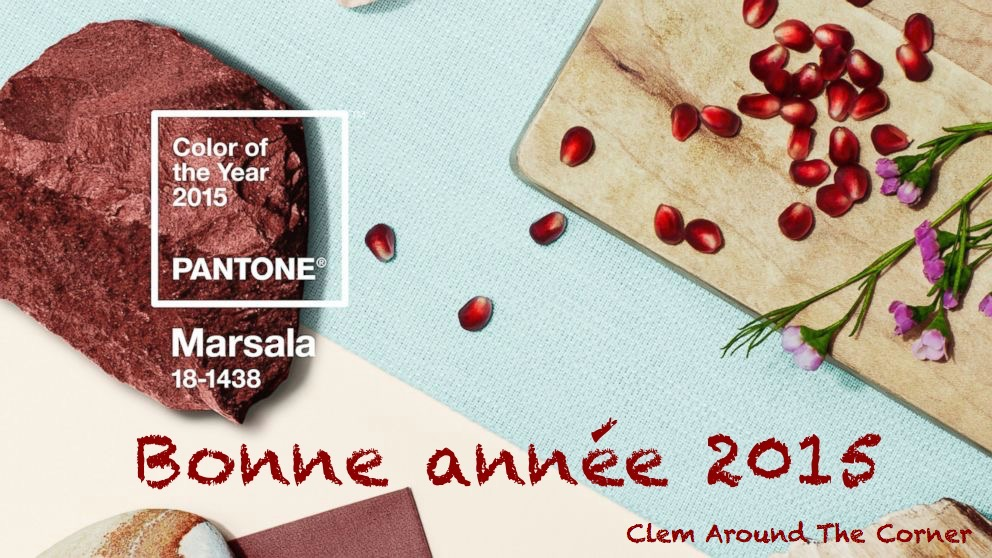 pantone marsala 18 1438 la couleur de l 39 ann e 2015. Black Bedroom Furniture Sets. Home Design Ideas