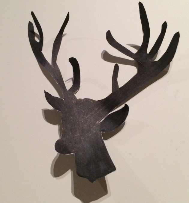 tuto DIY mug tête de cerf dessin sharpie feutre