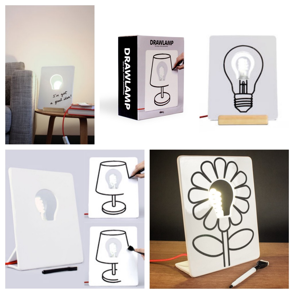 Drawlamp by Doiy en soldes ClemAroundTheCorner