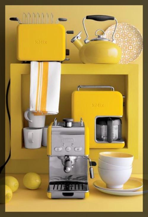 Carnet d 39 inspiration pour cuisine jaune clem around the for Cuisine jaune moutarde