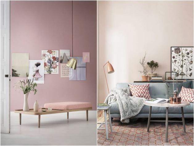Pantone rose quartz et serenity la couleur de l ann e 2016 for Quelle couleur avec le rose