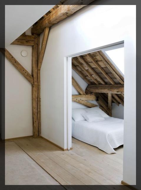 séparer espace grenier chambre double renovation travaux maison