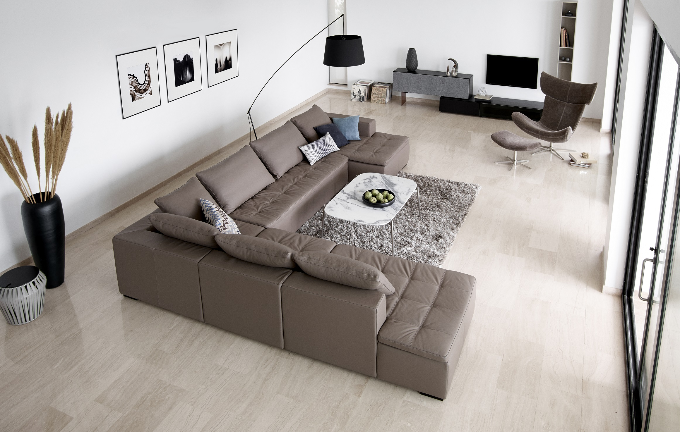 Boconcept d corateur d 39 int rieur blog d co blog design clem around the corner Was passt zu braunem sofa