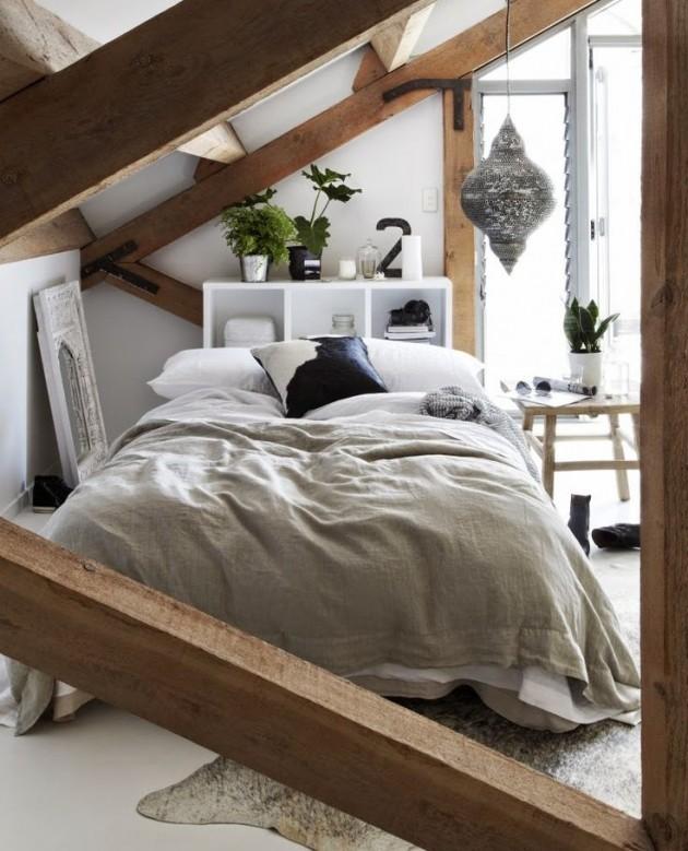 Carnet d\'inspiration : combles aménagés - Blog déco - Architecture d ...