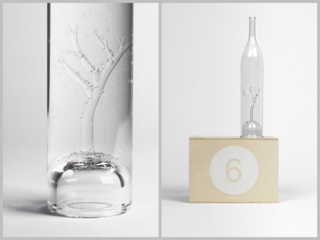 designer box n°6 - Tree for 2 - design, Marianne Guedin.