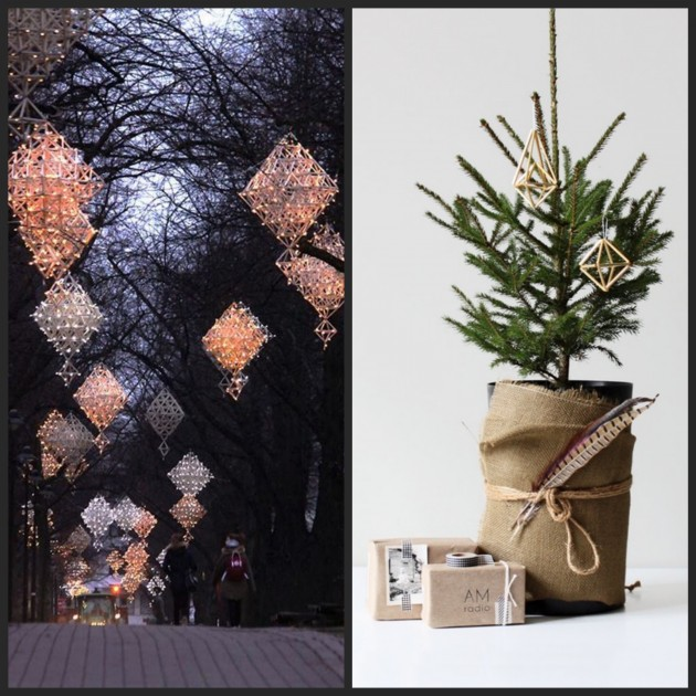 Christmas in Finland - Kotka. www.clemaroundthecorner.com