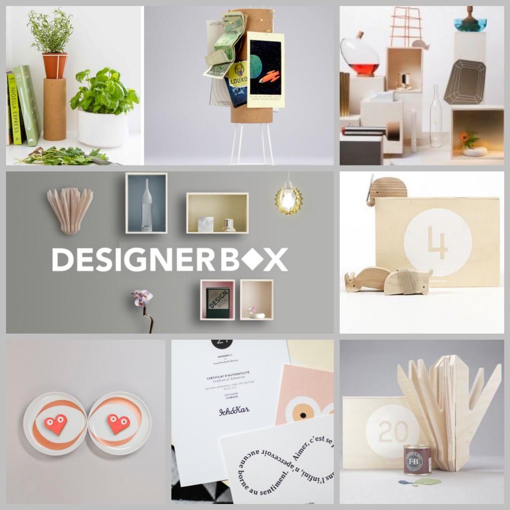 Designer box exemple. www.clemaroundthecorner.com