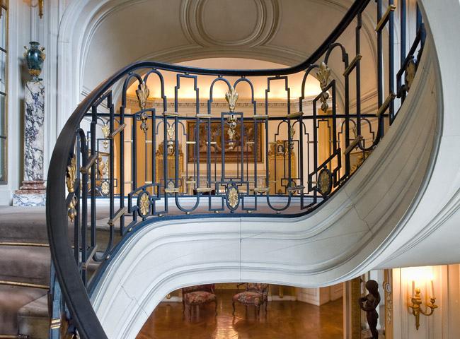 Escalier musée camondo