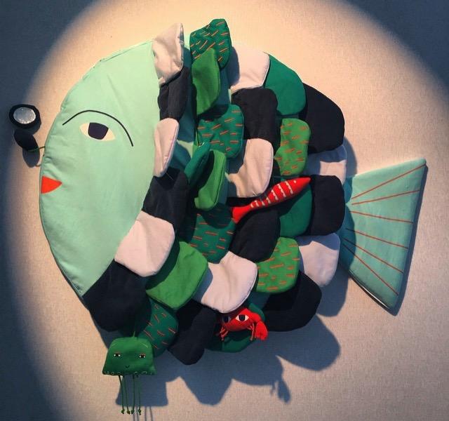 Nature et découvertes 25 ans. tapis d'eveil nature et decouvertes poisson coton bio. www.clemaroundthecorner.com