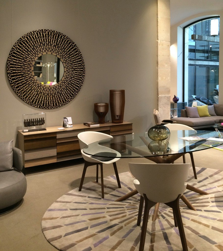 Roche bobois collection 2015 boutique. www.clemaroundthecorner.com