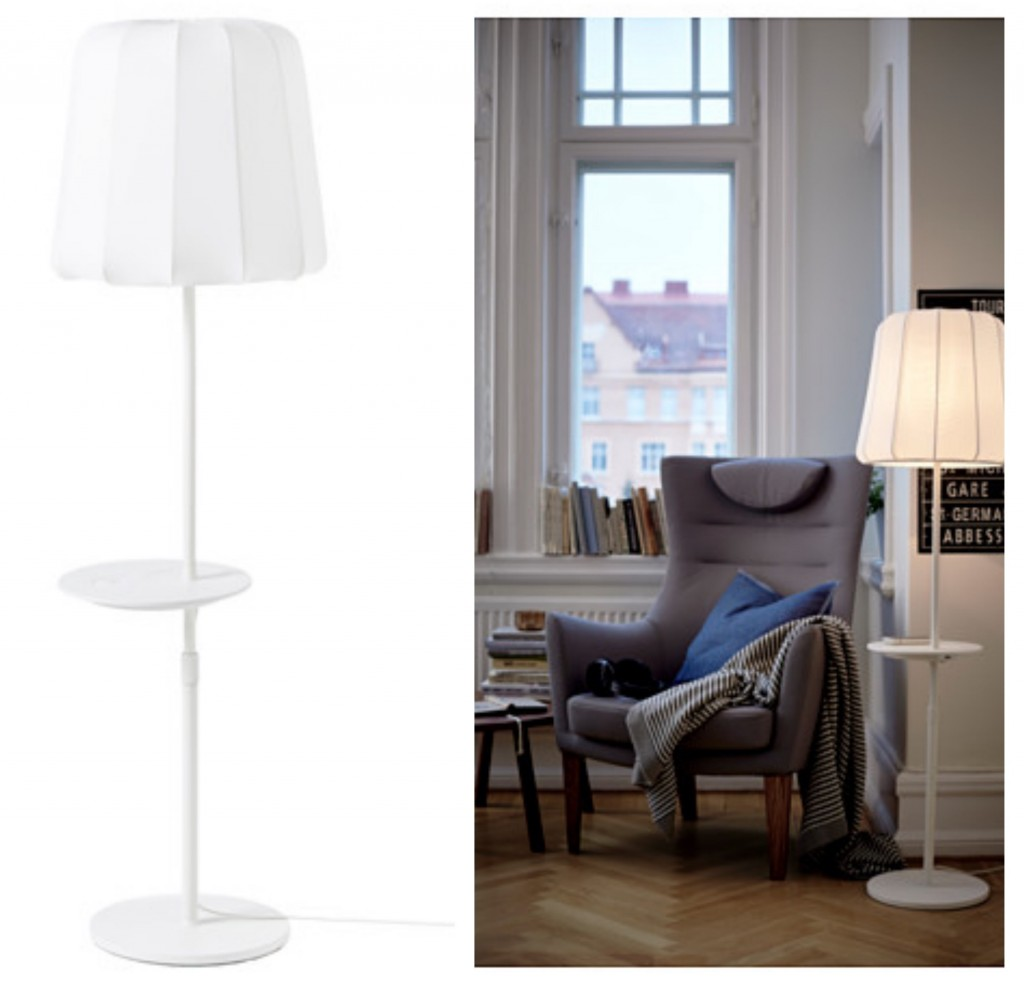 Ikea Charging Floor Lamp