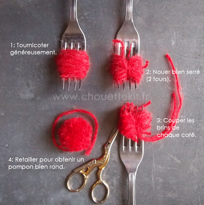 Comment Faire Un Pompon Comment Faire Un Pompon Guide Et