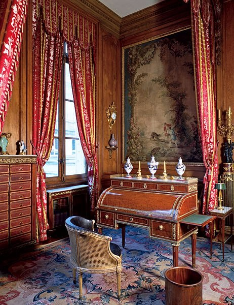 Musée Nissim de Camondo Paris. www.clemaroundthecorner.com