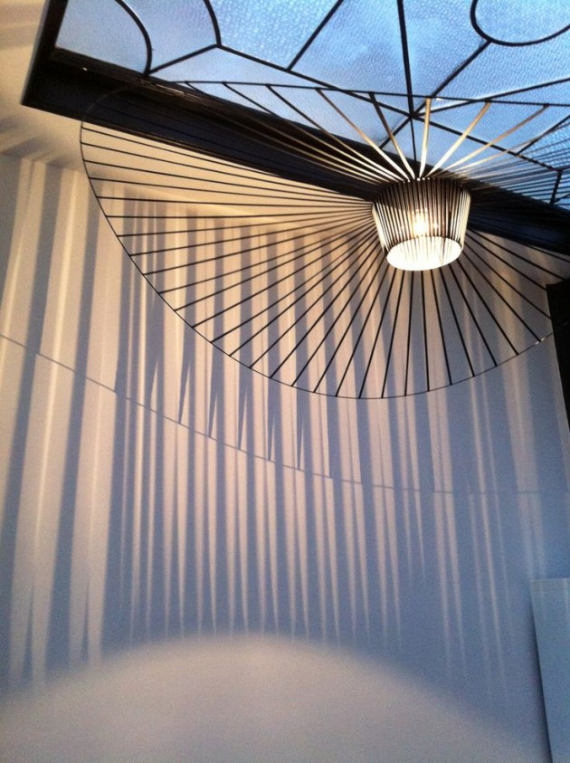 La lampe vertigo f te ses 5 ans en pastel blog d co blog design clem around the corner - Suspension vertigo le bon coin ...