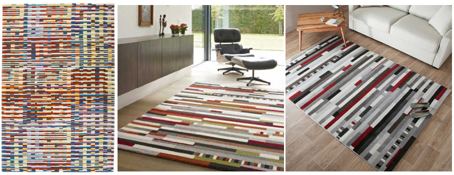 Tapis moins cher Cinetic by Toutlemonde Bouchart. Infinity by Axe Design. Atout by Axe Design.