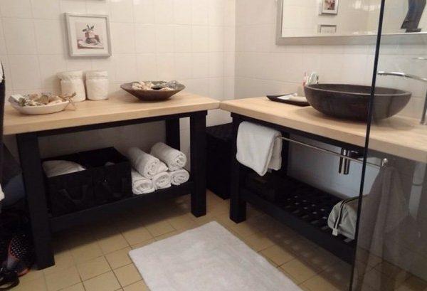 Fabriquer un porte manteau mural blog creation deco - Creer son meuble salle de bain ...