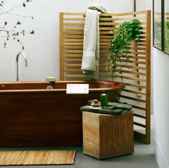 Salle de bain ambiance spa
