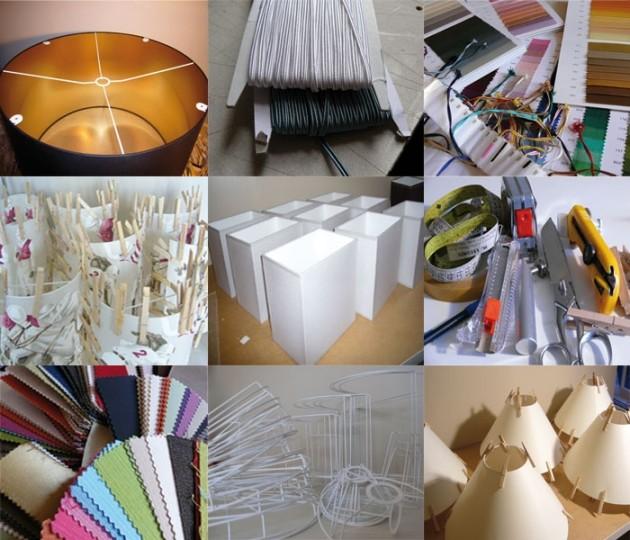 abat jour d co fabrication d 39 abat jour sur mesure blog. Black Bedroom Furniture Sets. Home Design Ideas